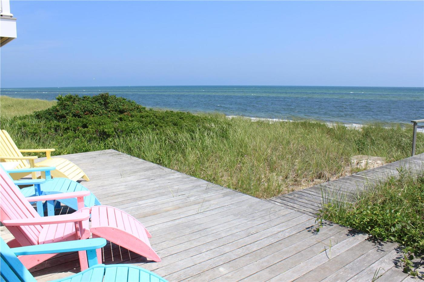 Yarmouth Vacation Rental Home In Cape Cod Ma 02673 130 Private Beach Outside The Back Door