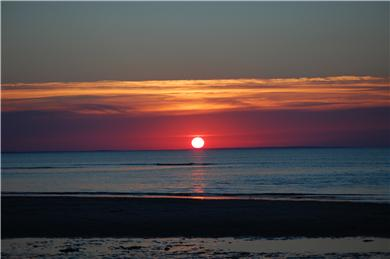 Dennis Cape Cod vacation rental - Enjoy spectacular sunsets on bay beaches!