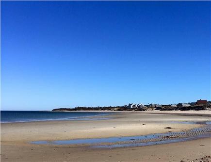 Dennis Cape Cod vacation rental - Low tide on the bay.