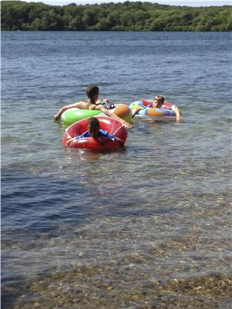 Harwich Cape Cod vacation rental - Water fun! From mini beach-walk from house