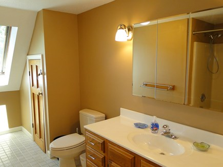 Harwich Cape Cod vacation rental - 2nd floor bathroom