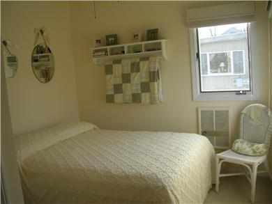 Mashpee, Popponesset Cape Cod vacation rental - Full bedroom first floor w/large closet & private half bath