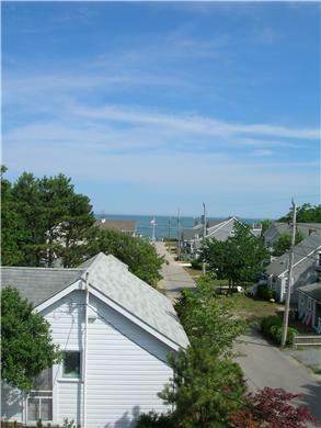 Mashpee, Popponesset Cape Cod vacation rental - View from second floor deck