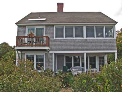 Brewster Cape Cod vacation rental - Beach front home – bright and beachy!
