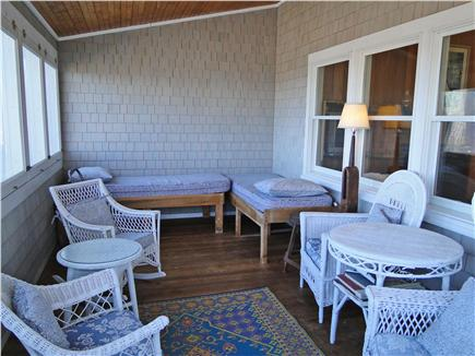 Brewster Cape Cod vacation rental - Best room in the house? Panoramic ocean views