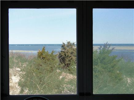 Brewster Cape Cod vacation rental - View from sunporch of Cape Cod bay