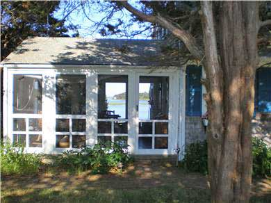 East Orleans Cape Cod vacation rental - A beautiful, relaxing place to read, write or talk