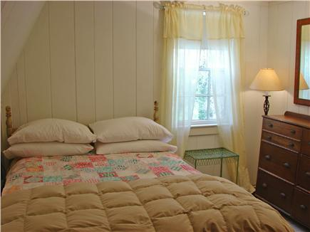 East Orleans Cape Cod vacation rental - Cozy double bedroom with desk area