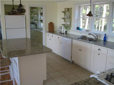 Wellfleet Cape Cod vacation rental - Spacious Kitchen with walk-in pantry