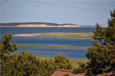 Wellfleet Cape Cod vacation rental - View From The Deck