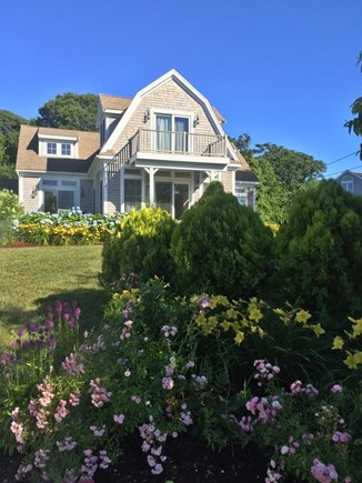 Falmouth, Sippewissett Cape Cod vacation rental - Enjoy the gardens
