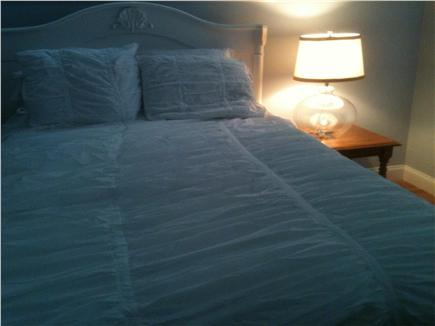 Falmouth, Sippewissett Cape Cod vacation rental - First floor master bedroom