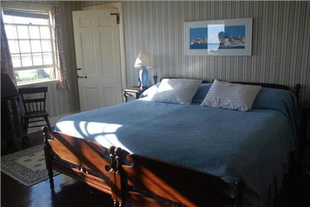 No. Chatham Cape Cod vacation rental - 2nd Fl. Master Suite 2, Ocean View, deck, fireplace, private bath
