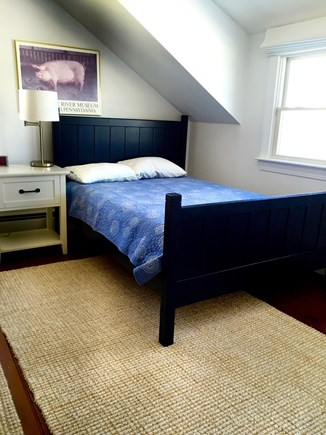 North Chatham Cape Cod vacation rental - Double bed in the bunk room, ocean views to the east