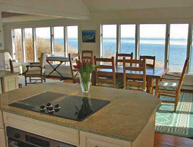 North Chatham Cape Cod vacation rental - Each room offers sweeping ocean views in 3 directions