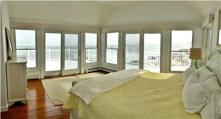 North Chatham Cape Cod vacation rental - King Master Suite. Spectacular sunrise views and renovated bath