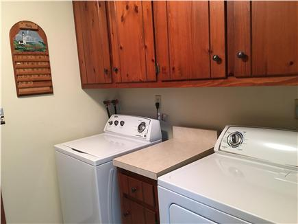 Eastham Cape Cod vacation rental - Laundry room and mud room area