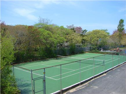 Provincetown Cape Cod vacation rental - Tennis anyone? Enjoy our court.