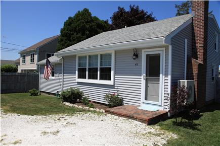 Sandwich (Town Neck) Cape Cod vacation rental - Exterior of Beach House with Off Street Parking