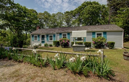 Barnstable, Hyannis Port Cape Cod vacation rental - Carriage House Entrance