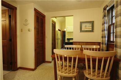 Barnstable, Hyannis Port Cape Cod vacation rental - Dining area