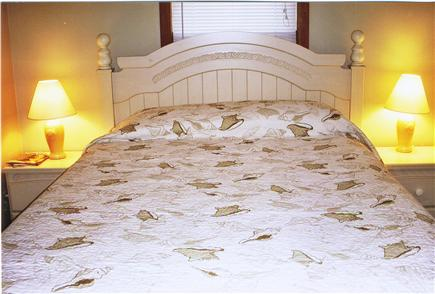 East Falmouth ( Belmar) Cape Cod vacation rental - Master Bedroom - Queen Bed