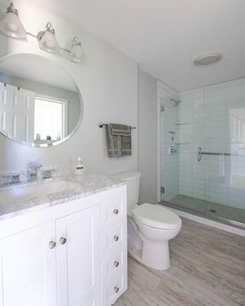West Dennis Cape Cod vacation rental - Walk-in shower first floor