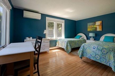 West Dennis Cape Cod vacation rental - Twin bedroom first floor