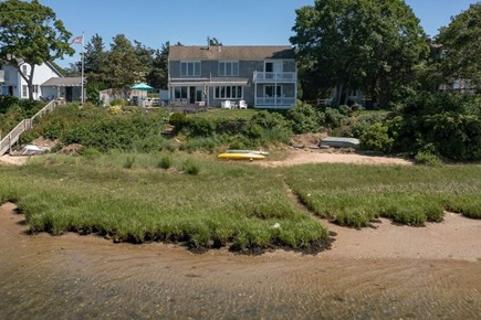 West Dennis Cape Cod vacation rental - View from water