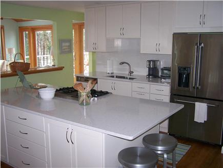 Brewster Cape Cod vacation rental - New Gourmet Kitchen
