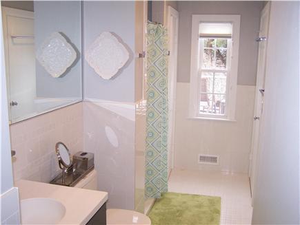 Brewster Cape Cod vacation rental - Master Bathroom Remodeled