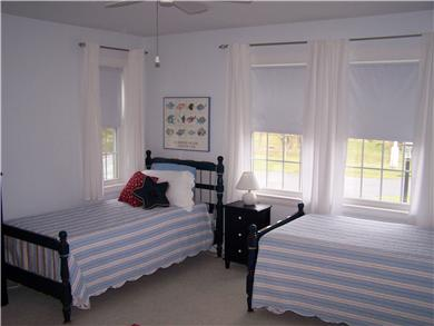 Brewster Cape Cod vacation rental - Bedroom 3 (Bedroom 4 also has twin beds)