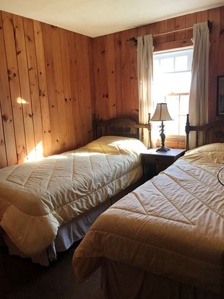 South Yarmouth Cape Cod vacation rental - Front Twin Bedroom