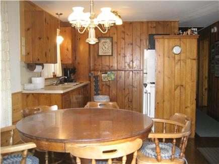 South Yarmouth Cape Cod vacation rental - #2 Living Room / Dining area