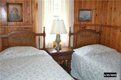 South Yarmouth Cape Cod vacation rental - #2 Twin Bedroom Front