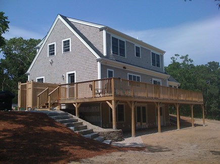 Wellfleet Cape Cod vacation rental - Enjoy ping pong, foosball and pool table in the walk out basement