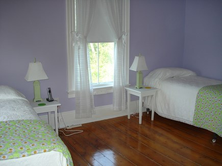 Dennis Cape Cod vacation rental - Bedroom #3- two twin beds