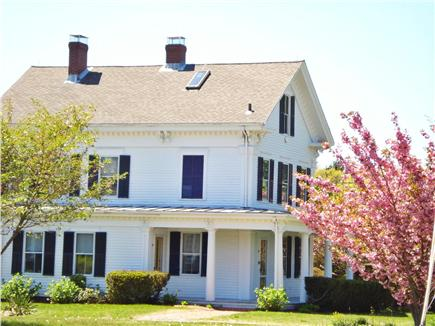 Dennis Cape Cod vacation rental - House on a private, spacious lot in historic district.