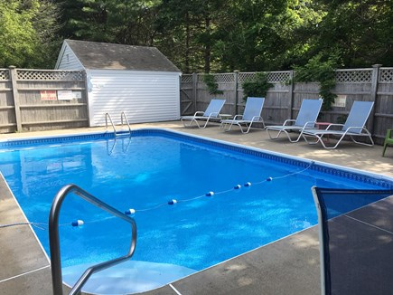 Dennis Cape Cod vacation rental - Heated pool for your enjoyment