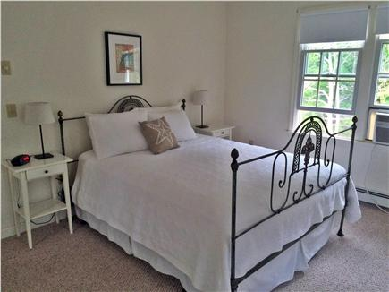 Brewster (Sheep Pond) Cape Cod vacation rental - 2nd floor master bedroom (1 queen & 1 twin)