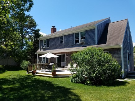 Brewster (Sheep Pond) Cape Cod vacation rental - Spacious yard with plenty of room to relax