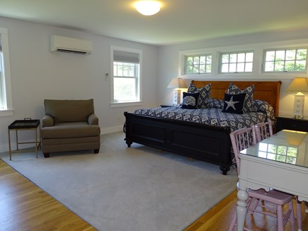 Chatham, Hardings Beach Area Cape Cod vacation rental - First floor king master bedroom with full bath