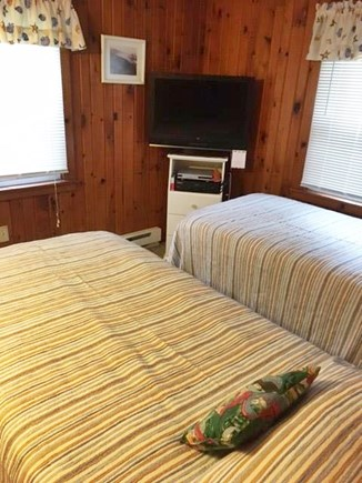Eastham Cape Cod vacation rental - Twin Bedroom, DVD and VCR