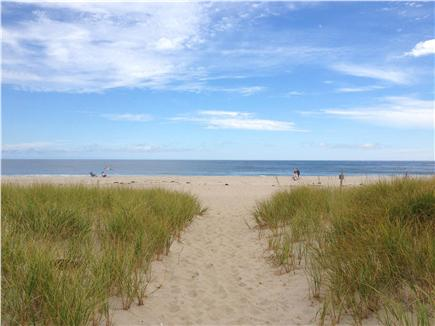East Orleans Cape Cod vacation rental - Beautiful Nauset Beach is under a mile away!