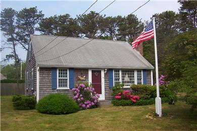 Harwich Cape Cod vacation rental - Beautiful, quiet street for fun vacation