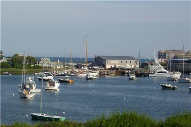 Harwich Cape Cod vacation rental - Wychmere Harbor in Harwichport (about 2 miles to the south)