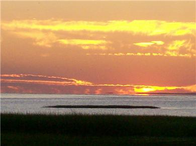 Harwich Cape Cod vacation rental - Sunset on the Cape