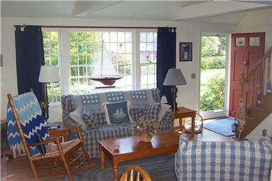 Harwich Cape Cod vacation rental - Another picture of living room