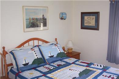 Harwich Cape Cod vacation rental - Main bedroom with queen size bed