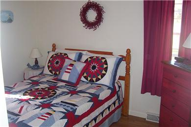 Harwich Cape Cod vacation rental - Second bedroom with double bed